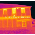 Thermographie d'une Ecole à Dardilly